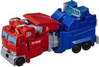 Transformers Cyberverse Ultimate Optimus Prime Figure