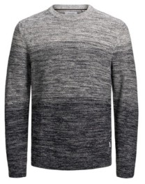 Jack and Jones Men's Essential Crew Neck Long Sleeve Sweater