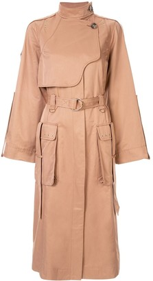 Acler Delton trench coat