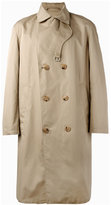 Golden Goose Deluxe Brand boxy trench coat
