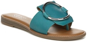Franco Sarto Gretel Leather Sandals Women's Shoes
