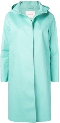 MACKINTOSH Cascade Bonded Cotton Hooded Coat LR-021
