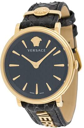 Versace V Circle watch