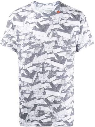 Off-White geometric Arrows print T-shirt