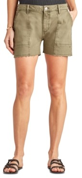 Sam Edelman Denim The Cargo Utility Shorts