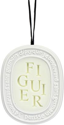 Diptyque Figuier Scented Oval in | FWRD