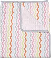 Skip Hop Baby-Girls Starry Chevron Reversible Welcome Blanket