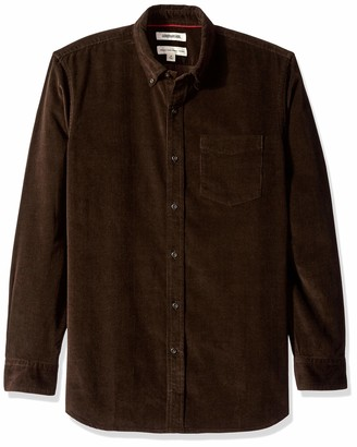 Goodthreads Men's Standard-fit Long-sleeve Corduroy Casual Shirt