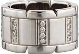 Cartier Diamond Tank Francaise Band
