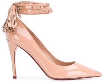 Valentino ankle-strap Rockstud pumps