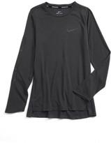 Nike Boy's Dry Elite Basketball Top