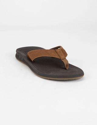 Reef Leather Phantom II Mens Sandals