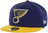 New Era St. Louis Blues Basic 59FIFTY Cap