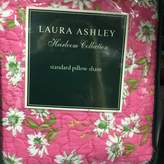 Laura Ashley daisy chain floral one quilted pillow sham