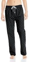 Lacoste Men's Croc-Print Sleep Pant