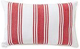 Daniel Cremieux Herringbone Striped Breakfast Pillow