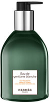 Hermes Eau de gentiane blanche Hand and Body Cleansing Gel, 10 oz.