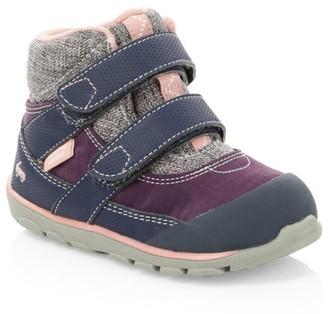See Kai Run Baby's, Toddler's & Girl's High-Top Sneakers