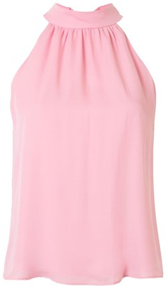 Alice + Olivia Pussy Bow Top