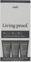 Living Proof Perfect Hair Day (PHD) Travel Kit : Shampoo 60ml + Conditioner 60ml + 5-in-1 Styling Treatment 60ml