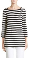 Michael Kors Women's Stripe Cashmere Tunic