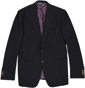 Gucci Black Wool Jackets