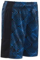 Under Armour Boys' Midtown Grid Stunt Shorts - Little Kid, Big Kid