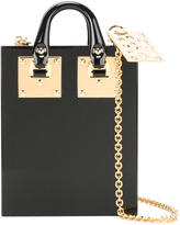 Sophie Hulme Compton Perspex tote - women - Acrylic/Metal (Other) - One Size