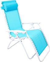 JCPenney JORDAN MANUFACTURING Zero Gravity Outdoor Lounge Chair