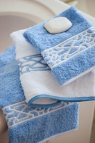 The Well Appointed House Geometric Key Towel Set