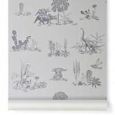 Sian Zeng Dino wallpaper - Grey