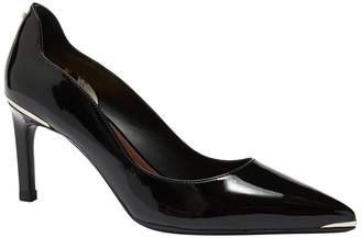 Ted Baker Eriinl Low-Heel Patent Leather Pumps