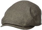 Stetson Men's Cashmere Silk Blend Ivy Cap with Lining