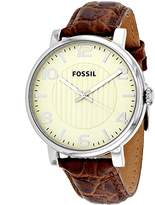 Fossil Men's BQ2249 Casual Authentic Watch