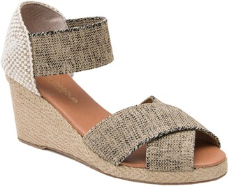 Andre Assous Erika Espadrille Wedge