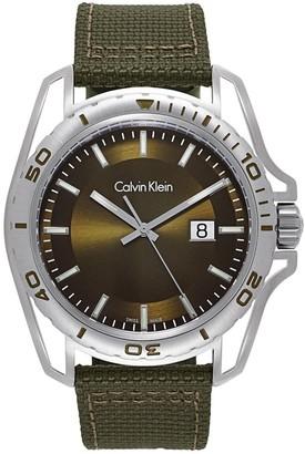 Calvin Klein Men's Earth Watch