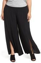 Tart Plus Size Women's Nima Front Slit Pants