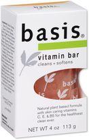 Basis 4 oz. Vitamin Bar Soap