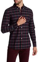 Farah Whitley Plaid Slim Fit Shirt