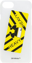 Off-White veavy iPhone 7 case - men - PVC - One Size