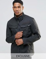 G-star Rovic-a Overshirt Jacket Stretch Twill