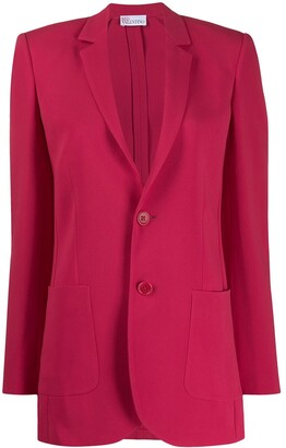 RED Valentino double-button blazer