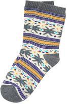 Gymboree Fair Isle Socks