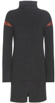 Stella McCartney Virgin Wool Sweater Dress
