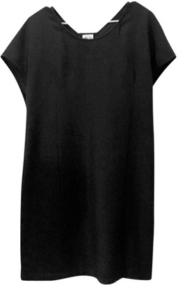 Dress Gallery Black Wool Dress for Women
