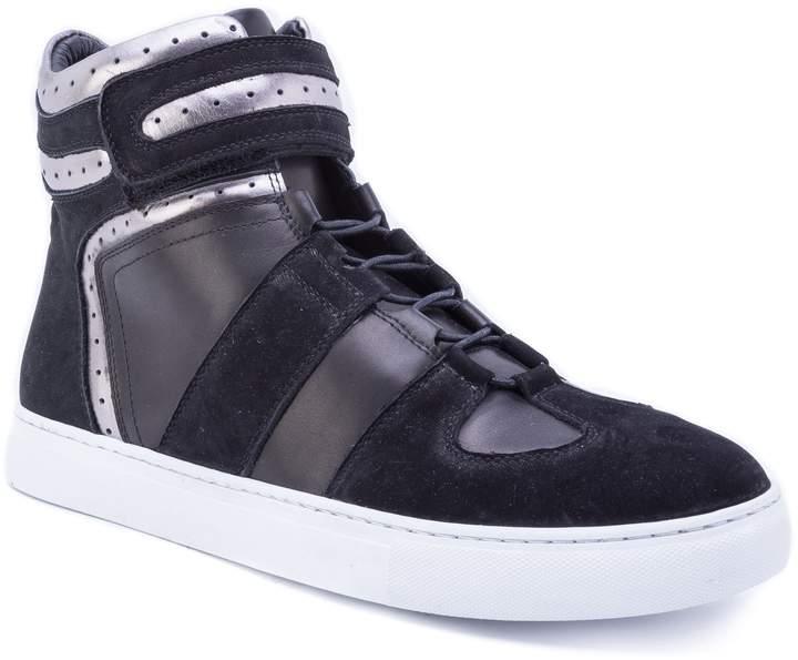 Badgley Mischka Collection Belmondo High Top Sneaker