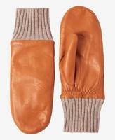 Toast Tina Leather Mitten