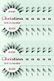 Christina 12packs Eyelashes - WSP