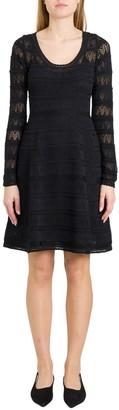 M Missoni O-Neck Dress