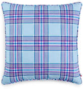 "Tommy Hilfiger Closeout! Santa Clara 20"" Square Decorative Pillow Bedding"